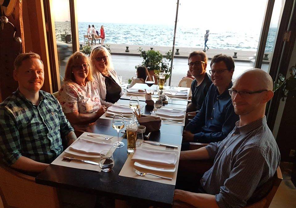 Möte med de nordiska utvärderingsföreningarna