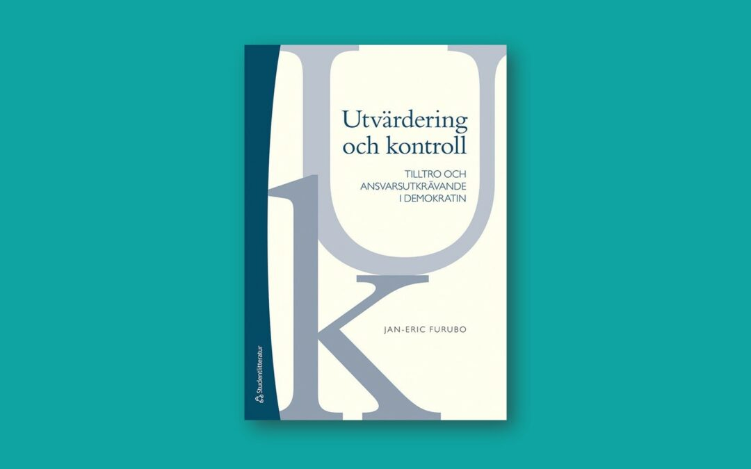Tips! Ny utvärderingsbok på svenska